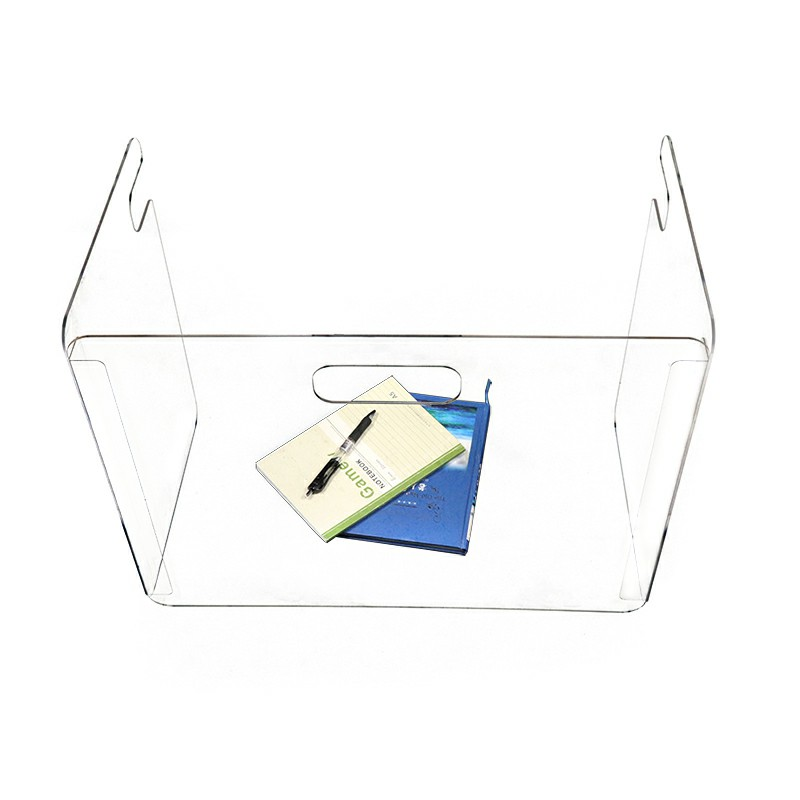 Portable Desk Guard Foldable Sneeze with Recycled Plastic for School Pet Table Divider